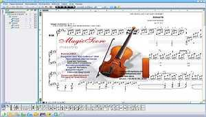 MagicScore Maestro 5 + WEB Publishing