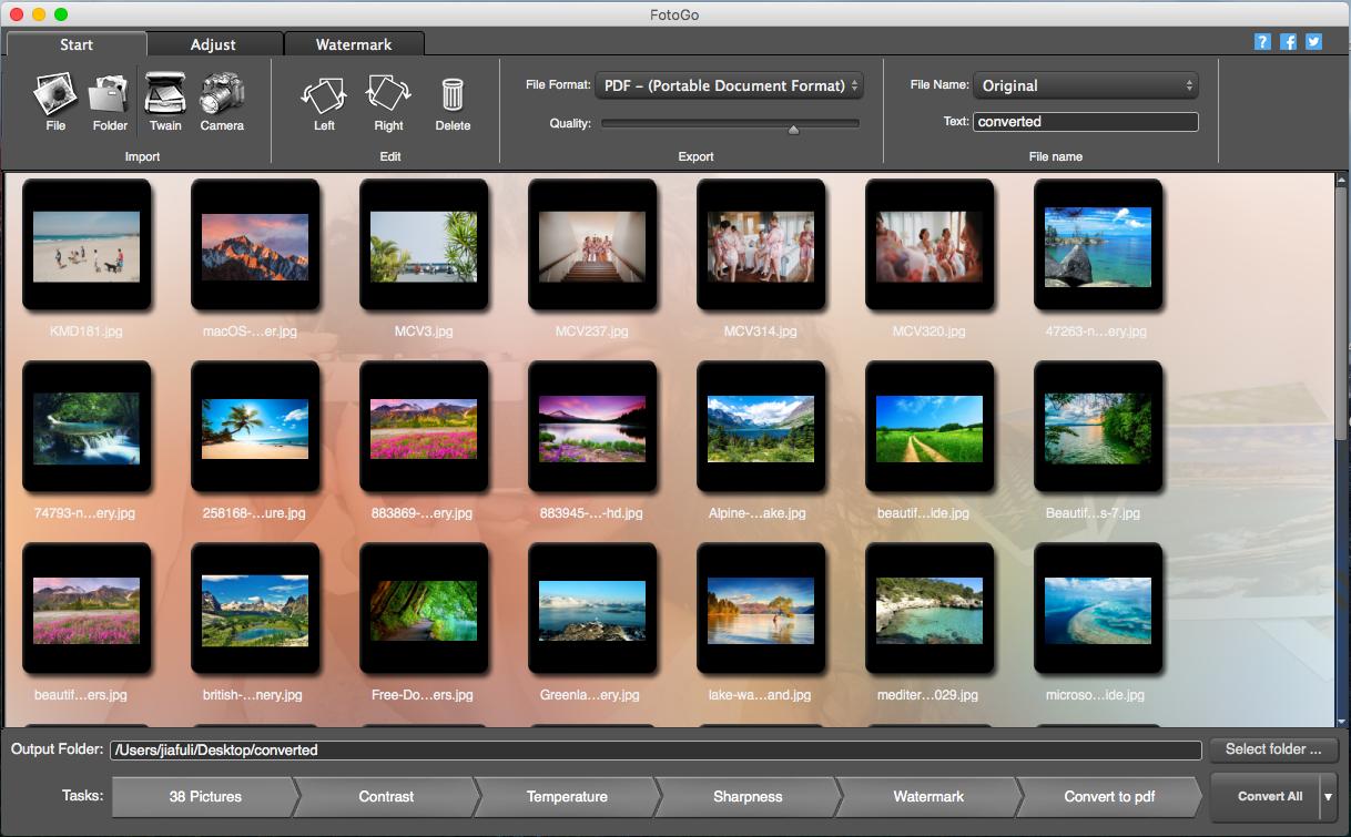 FotoGo for Mac 2