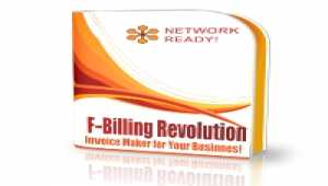 F-Billing Revolution free invoice maker