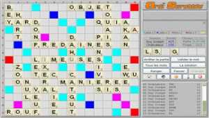 Ordi Mots scrabble game
