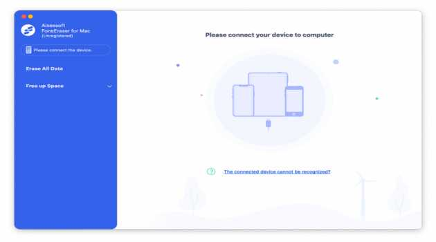 Aiseesoft FoneEraser for Mac
