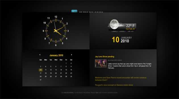 InRumor Screen Saver V.2.2