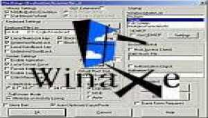 WinaXe Plus SSH X-Server for Windows