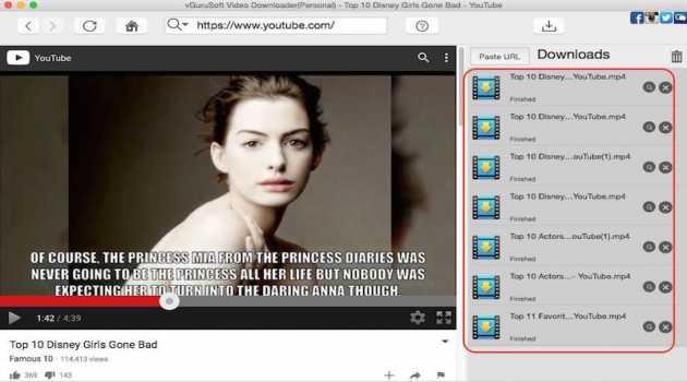 Mac Video Downloader vGuruSoft