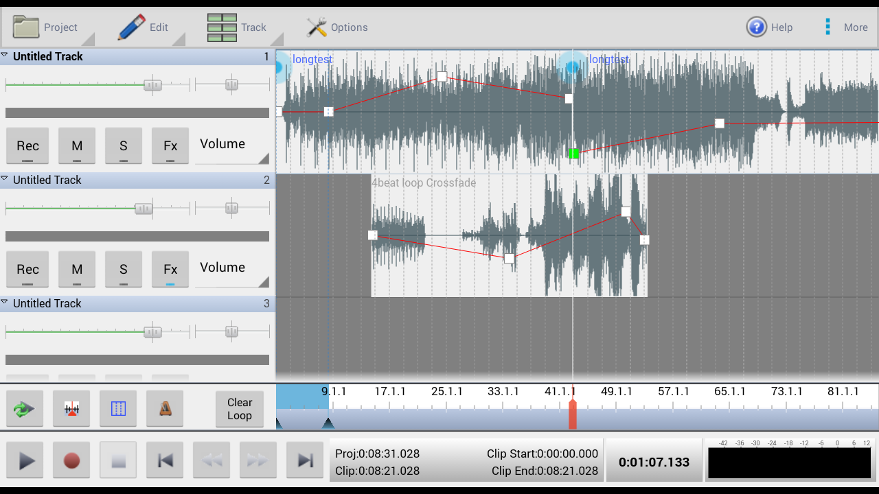 MixPad Music Mixer for Android Free