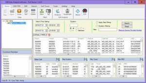 CDR Analysis Software