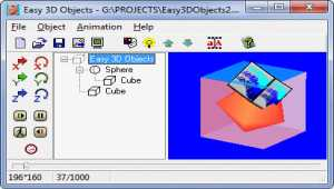 Easy 3D Objects