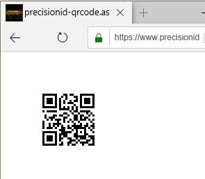 ASP.NET 2D Barcode Generator
