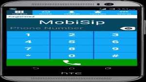 MobiSIP Dialer