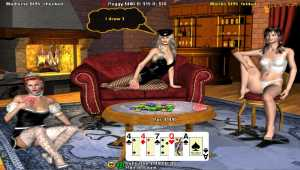 Pinup Strip Poker