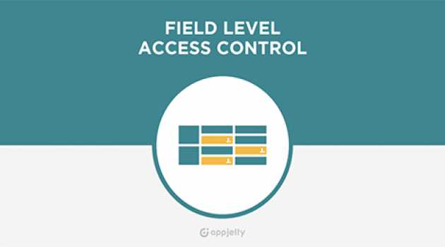 Field Level Access Control For SuiteCRM