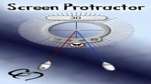 Screen Protractor Mac Edition