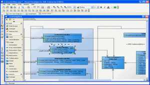 Visual Paradigm for UML Modeler