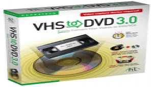 honestech VHS to DVD