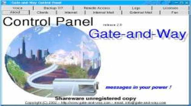 Gate-and-Way Voice