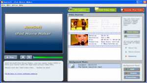 AnvSoft iPod Movie Maker