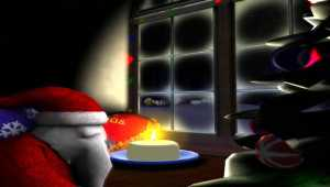 Free 3D Santa Screensaver