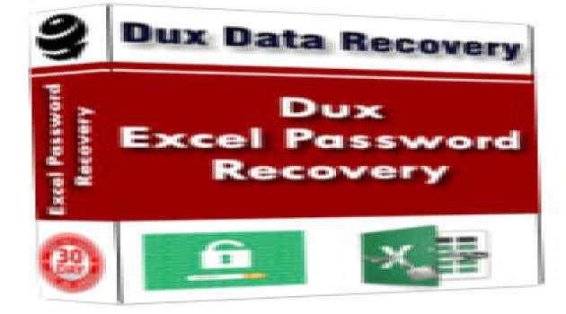 Dux Excel Password Recovery Software