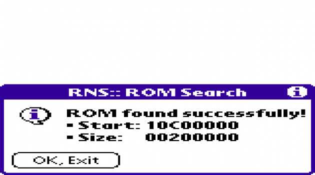 ROM Search