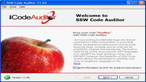 SSW Code Auditor