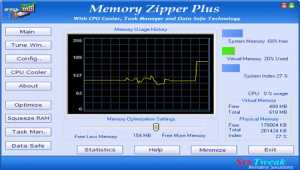 Memory Zipper Plus