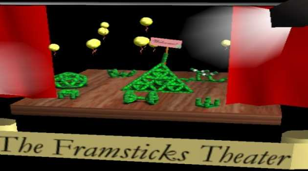 Framsticks Theater for Linux
