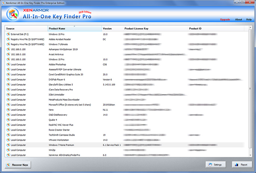 All In One Key Finder Pro