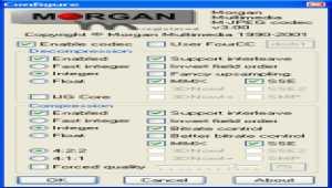 Morgan Multimedia MJPEG Codec