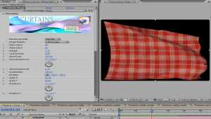 Curtains for AfterEffects Mac
