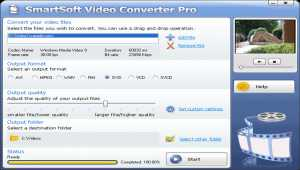 #1 SmartSoft Video Converter