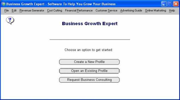 Business Growth Expert For Managers