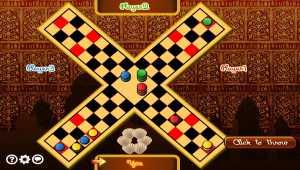 Multiplayer Pachisi