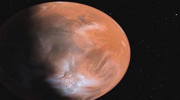 Mars 3D Space Tour