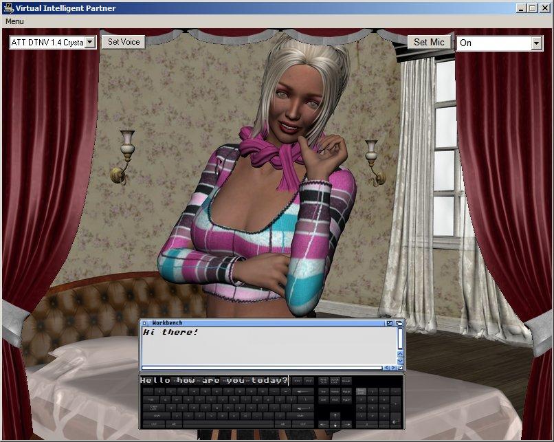 Секс виртуальный сайт
