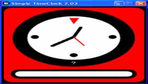Simple TimeClock Single Edition