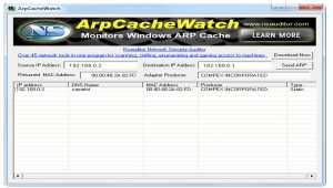 ArpCacheWatch