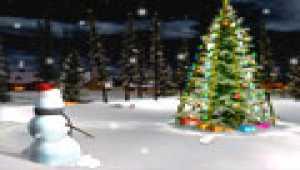 Heiligabend 3D Bildschirmschoner