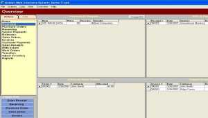 Golden Web Inventory System