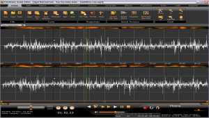 FlexiMusic Audio Editor