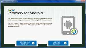 Yodot Recovery for Android