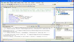 Lexpa InnoSetup for VS2005