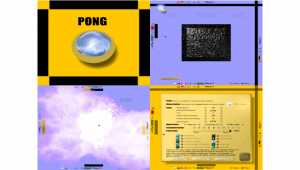 Pong Project