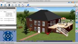 DreamPlan Home Design Software Free for Mac