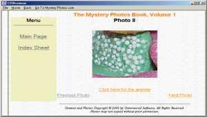 Mystery Photos Book 1