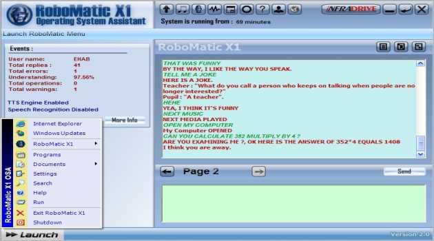 RoboMatic X1