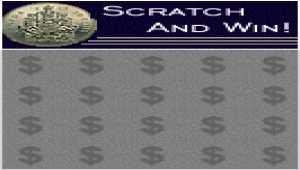 A Scratch and Win Game