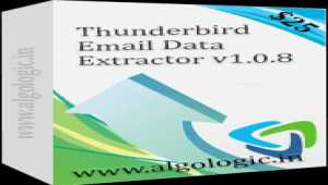 Thunderbird Email Address Extractor