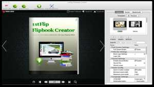 1stFlip Flipbook Creator for Mac
