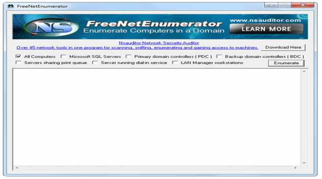 FreeNetEnumerator