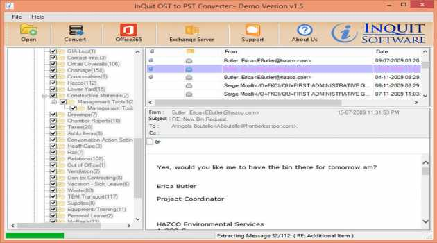Best OST to PST Converter